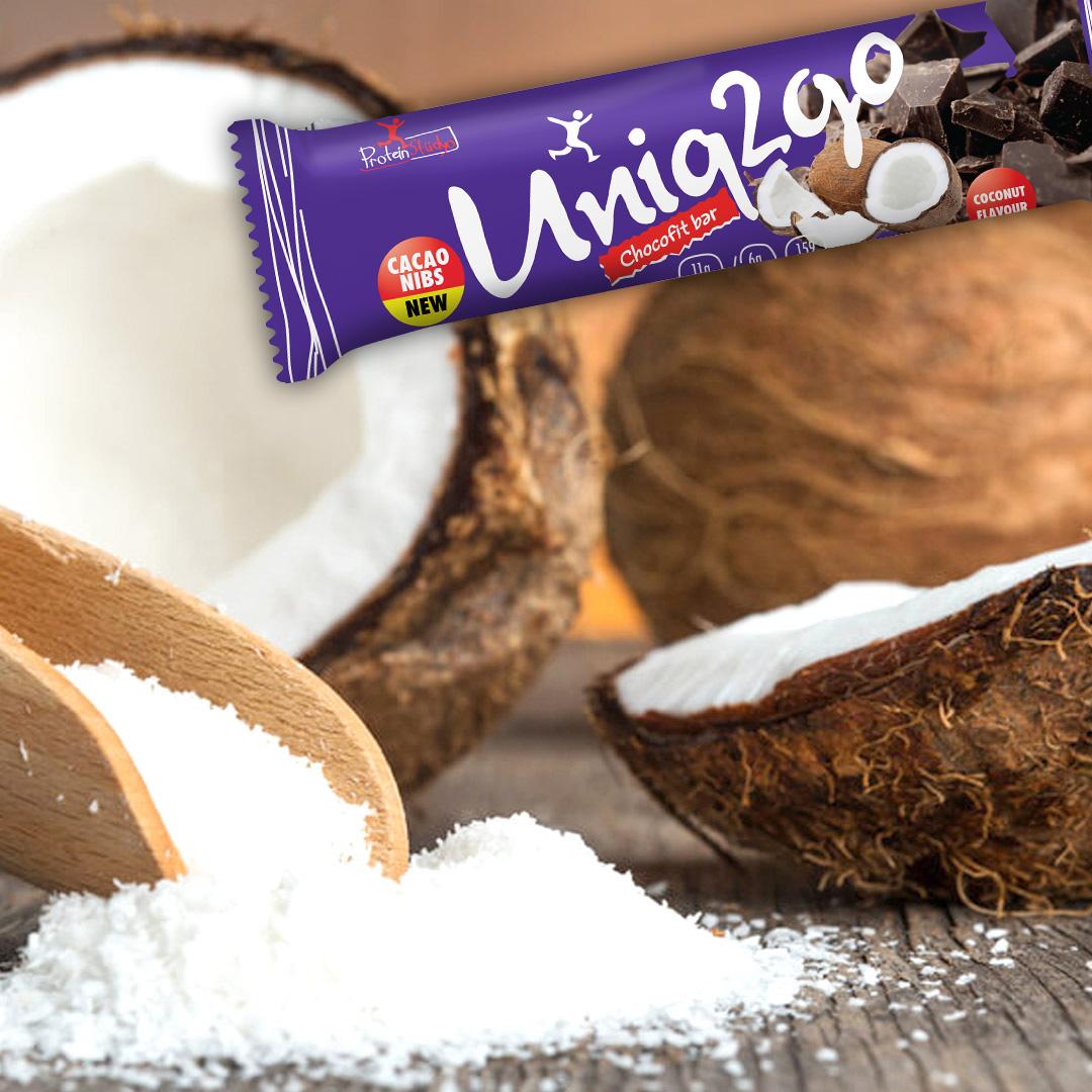 Chocofit Bar Hindistan Cevizli