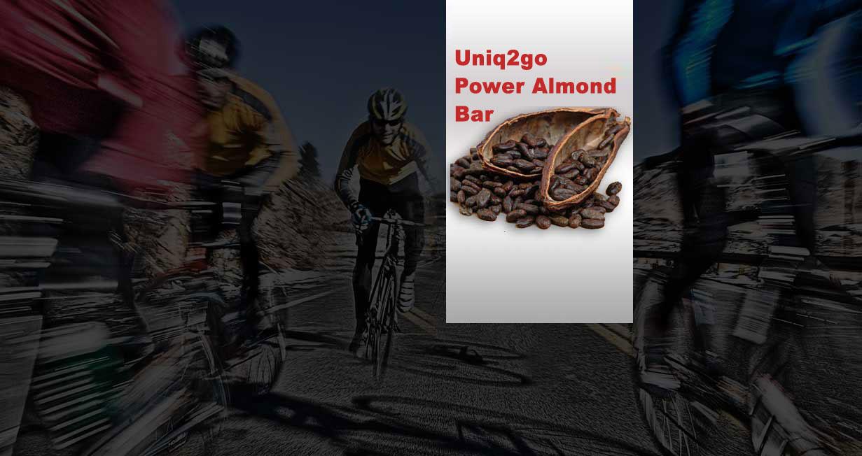 Power Almond Bar