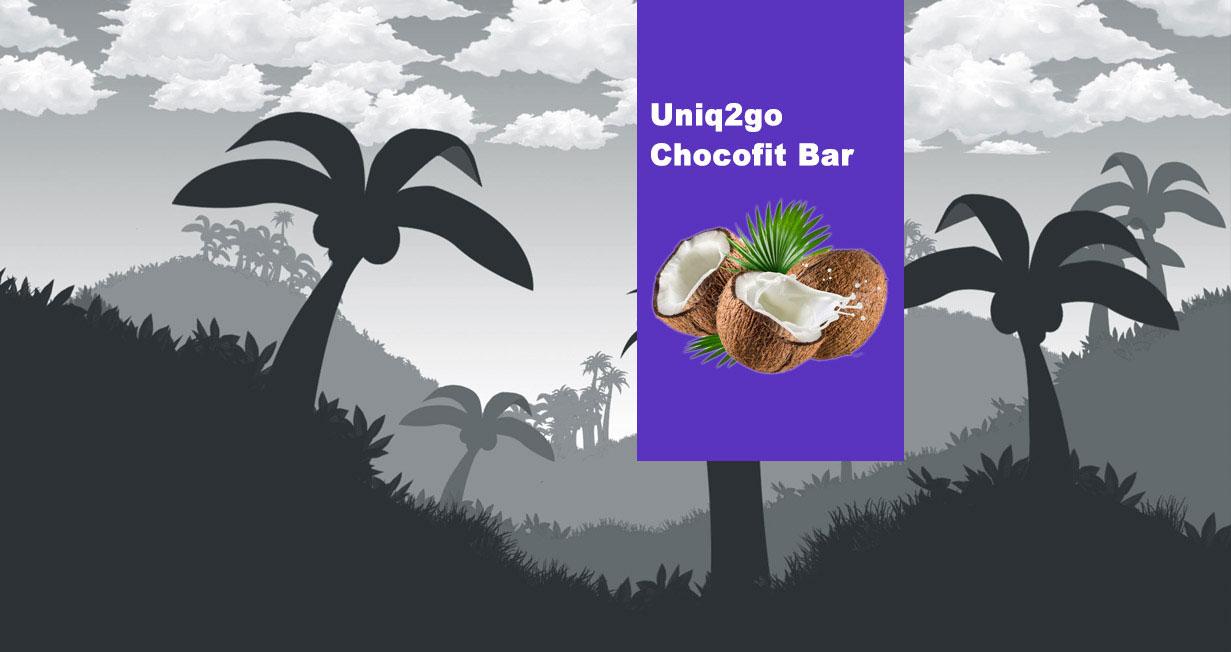 Chocofit Bar Hindistancevizli