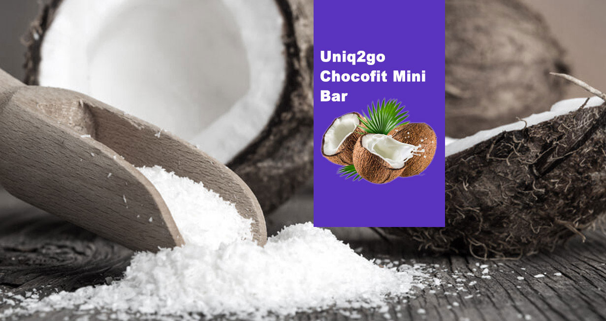 Chocofit mini bar