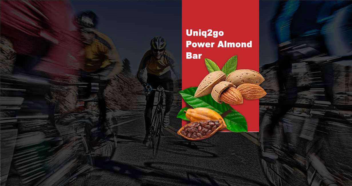 Power almond bar