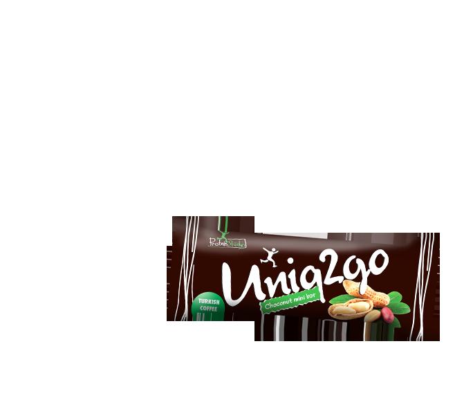 Choconut mini bar
