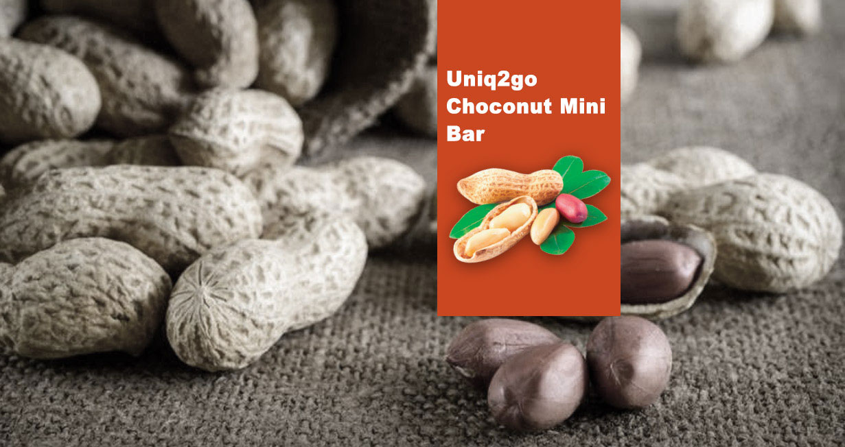 Choconut mini bar