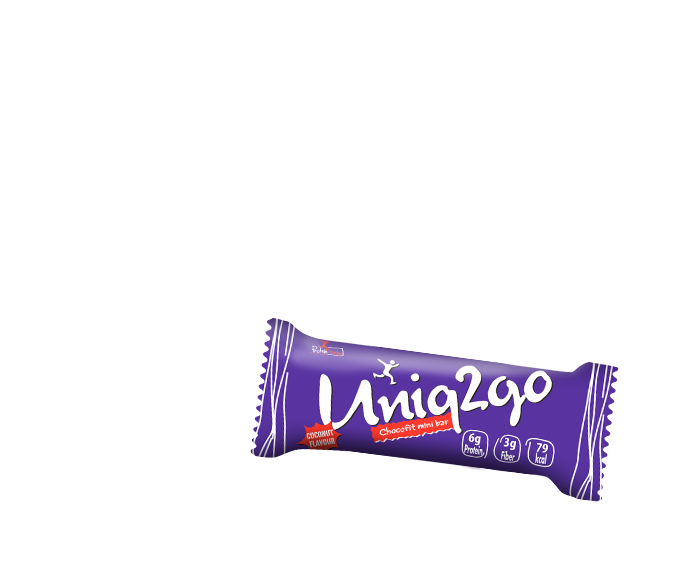 Chocofit mini bar
