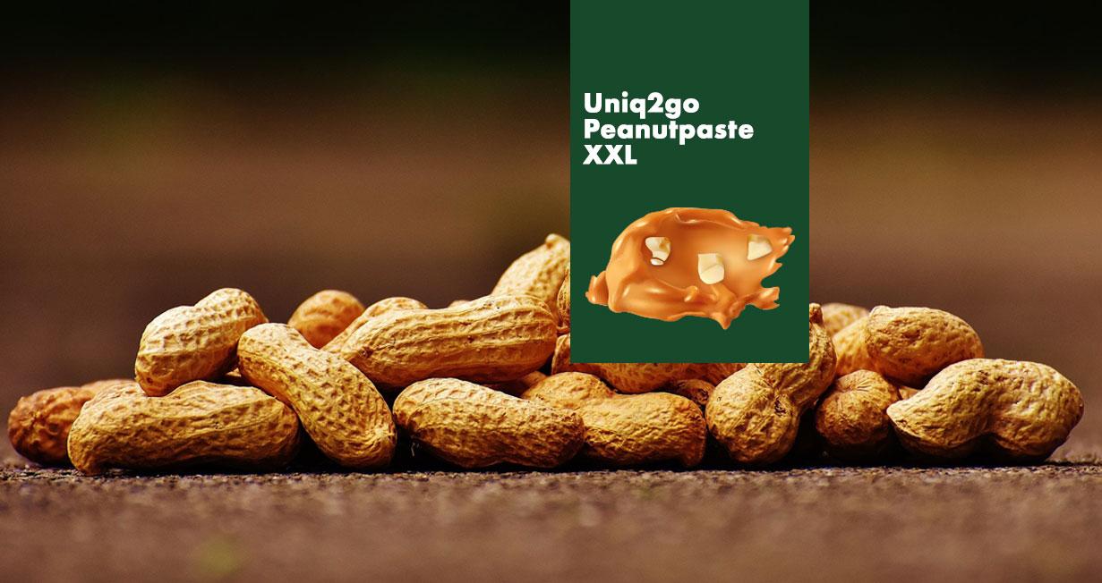 Uniq2g Peanutpaste XXL