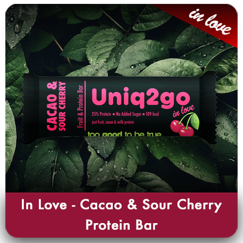 InLove Cacao & Sour Cherry