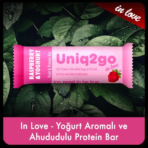 InLove Raspberry & Yoghurt