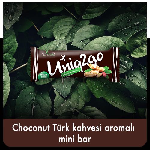 Uniq2go Choconut mini bar